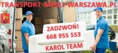 transport mebli